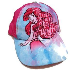 Disney Ariel Little Mermaid Hat